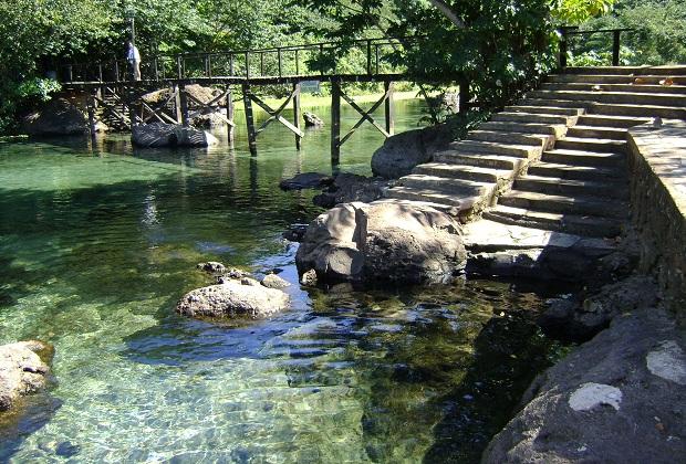 Lagoa Santa - GO, e suas águas medicinais