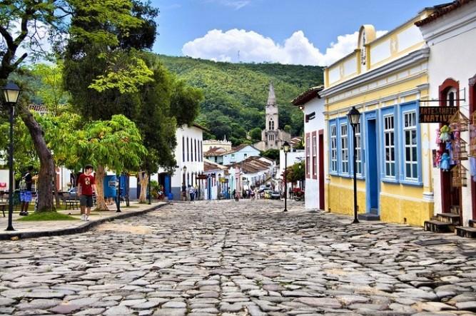 Cidade de Goiás - GO, você pode chamá-la de Vila Boa, não tem problema!