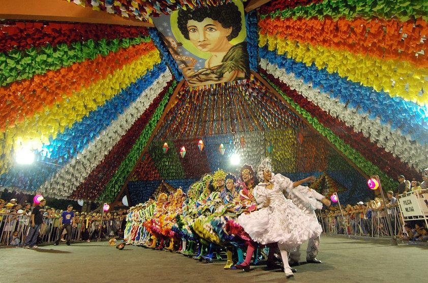 """""""Uma das festas mais tradicionais do país tem como casa o nordeste brasileiro"""" / Foto: FM News"""