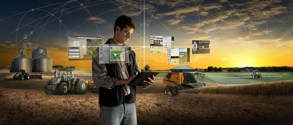Tecnologia 5G também no campo / Foto: Divulgação