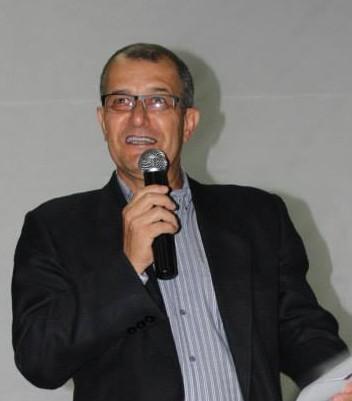 Gideone Rosa, jornalista, publicitário e palestrante