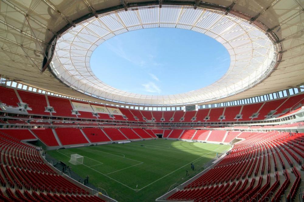 Estádio Mané Garrincha - Brasília