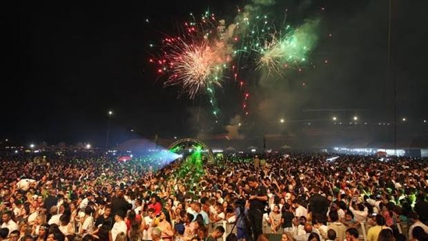 Em despacho, o TCE destaca a necessidade de a Agência Goiana de Turismo (Goiás Turismo) suspender a realização de novos shows. Foto: Divulgação/Goiás Turismo