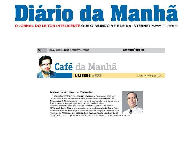 Justiça decreta falência do jornal Diário da Manhã