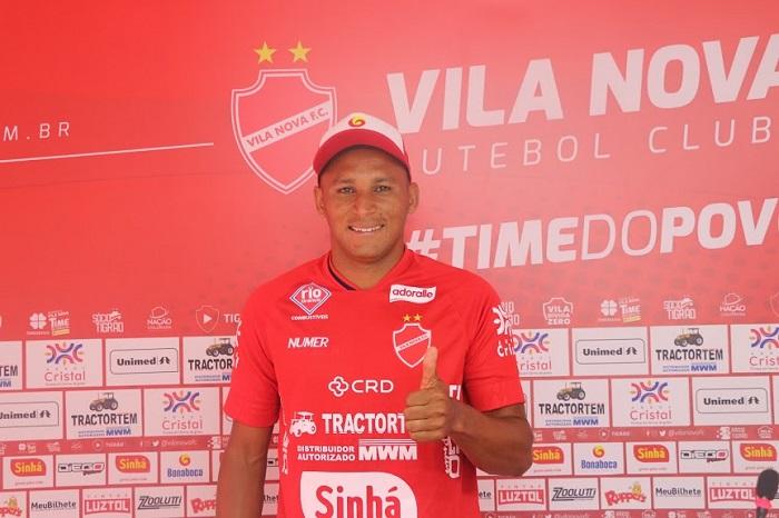 Pedro Bambu - Volante (Foto: Divulgação Vila Nova FC)