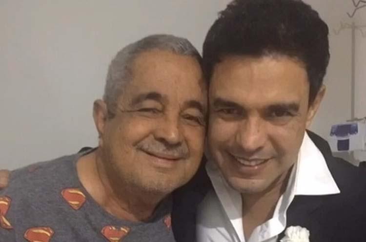 Francisco Camargo está internado desde sexta. (Foto: Reprodução/Instagram)