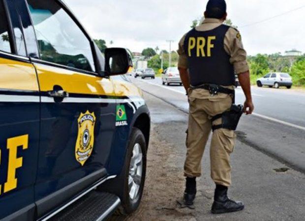 PRF coloca 150 bafômetros nas rodovias goianas (Foto: PRF/ Divulgação)
