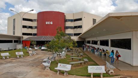 UEG - Campus Anápolis / Foto: Divulgação