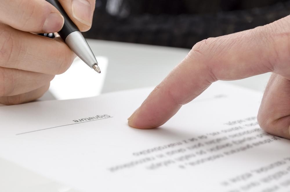 Assinando Protocolo de Intenção / Foto: Divulgação