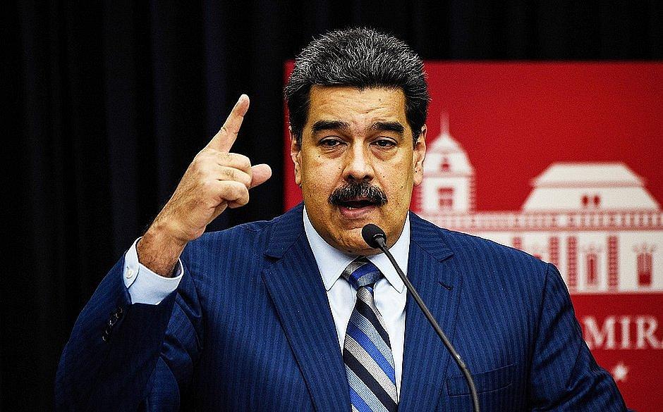 Maduro, procurado - Recompensa: 15 milhões de dólares (ANSA)