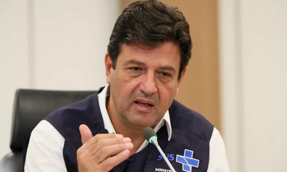 Mandetta - Ministro da Saúde / Foto: Divulgação
