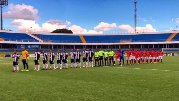 Campeonato goiano | Foto: FGF / Divulgação