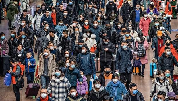 Dados da China podem ter sido notificados | Foto: Kevin Frayer/Getty Images)