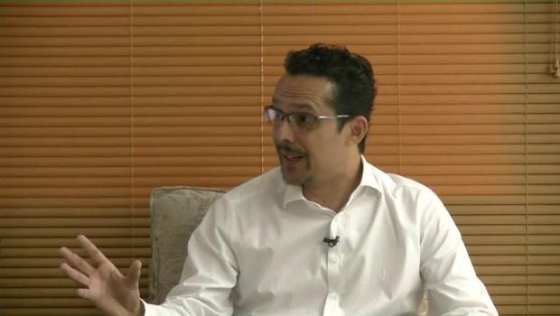 Luciano Lima: pré-candidato a prefeito de Jataí pelo PSD | Foto: Reprodução