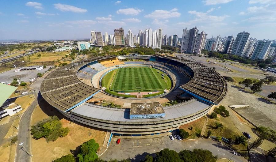 Estadio Serra Dourada / Foto: GYNBR
