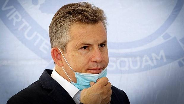 No Mato Grosso, Mauro Mendes (DEM) também informou contaminação