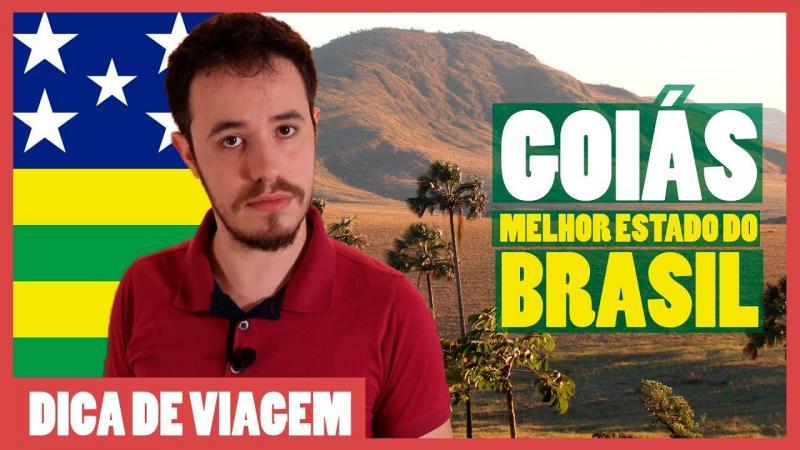 Goiás o coração do Brasil