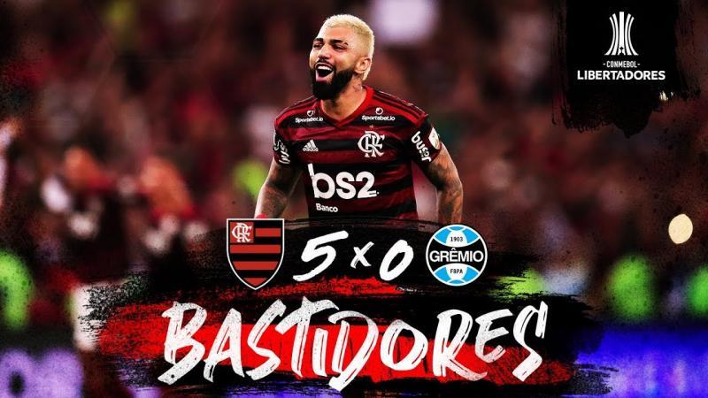 Flamengo e os bastidores